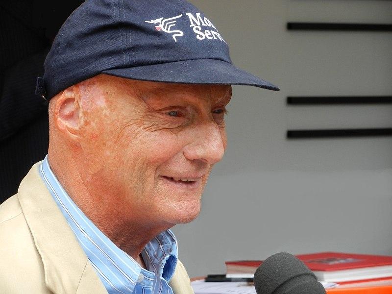 Andreas Nikolaus Lauda 2011