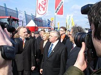 Andrzej Lepper - Andrzej Lepper in 2007