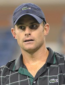 Andy Roddick agli US Open 2009