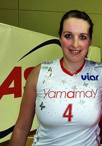 Aneta Havlíčková - Image: Aneta Havlickova 1