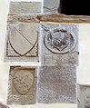 Anghiari, palazzo comunale, stemmi 05 aldobrandini, alamanni.JPG