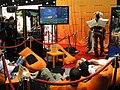 Anime Expo 2011 - Crunchyroll lounge (5917931358).jpg
