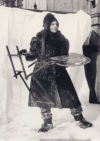 Anna Boberg - Anna Boberg 1910