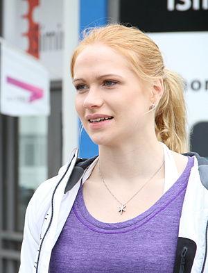 Anníe Mist Þórisdóttir - Image: Annie Thorisdottir
