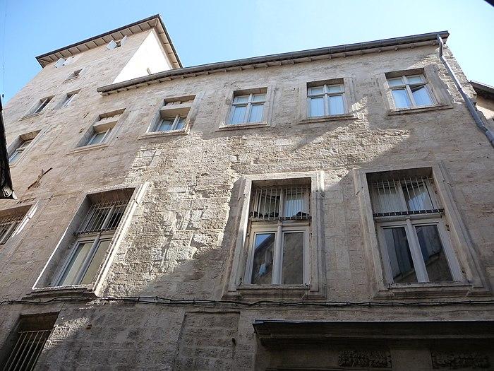 Foyer Hotel De Ville Annonay : Ancien quot hostal des carcassonne ou hôtel de gayon