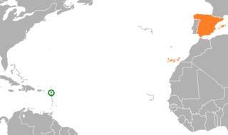Antigua and Barbuda–Spain relations