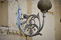 Antique Wall Lamp,City Palace Udaipur,Rajasthan.jpg