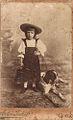 Anton Jerkič - Deklica s psom.jpg