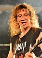 """Anvil - Steve """"Lips"""" Kudlow – Headbangers Open Air 2014 05.jpg"""