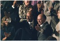 Anwar Sadat and Menachem Begin at the U.S. Capitol for Jimmy Carter's speech on the Camp David Accords. - NARA - 181468.tif