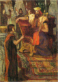 AokiShigeru-1906-Nebuchadnezzar and Daniel-2.png