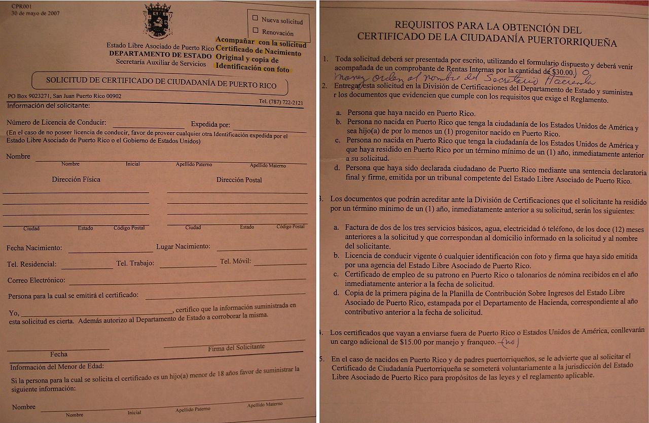 Puerto Rican citizenship - Wikiwand