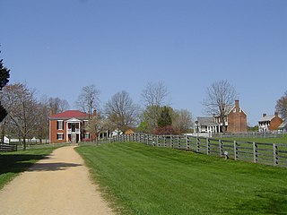 Appomattox Court House National Historical Park National Historical Park in Virginia