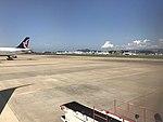 Apron of Fukuoka Airport 20170818.jpg