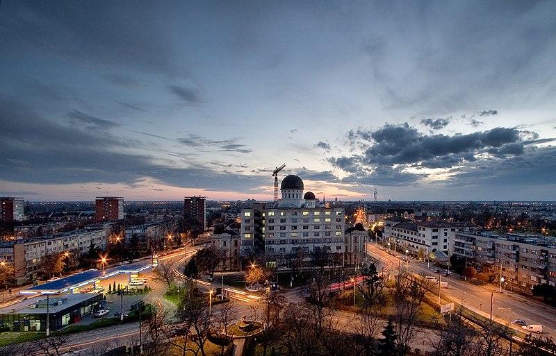 Arad, Romania.