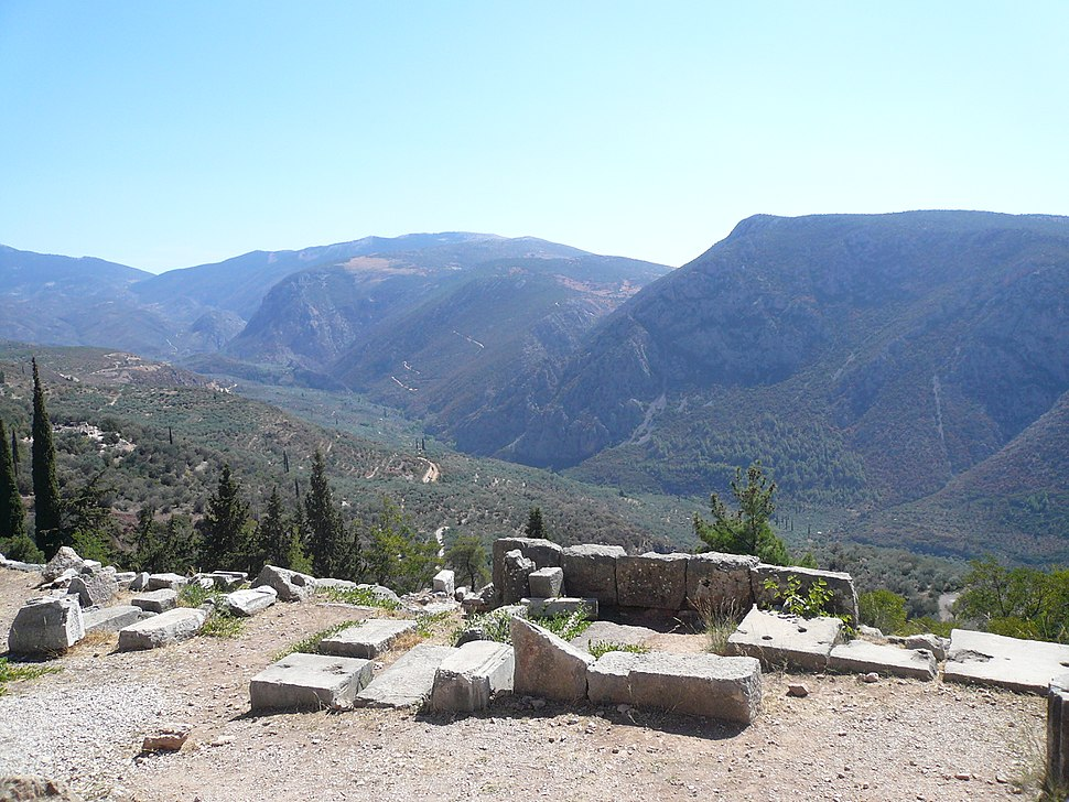 Archaeological Site of Delphi-111186