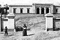Archivo General de la Nación Argentina 1890 aprox Mendoza, estación central del ferrocarril transandino.jpg