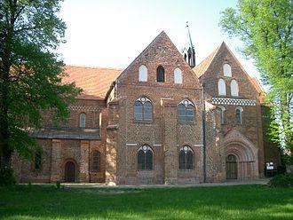 Arendsee - Monastery church