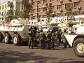 Armed Police armored vehicles in Urumqi(2).jpg