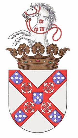 Duke of Cadaval - Image: Armes Ducs de Cadaval