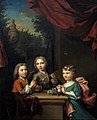 Arnold Boonen - Portrait of 3 van der Elst children.jpg
