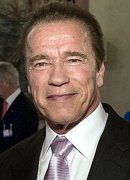 Arnold Schwarzenegger February 2015