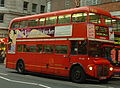 Arriva London Routemaster bus RML2636 (NML 636E), route 137, Oxford Street, 24 December 2003 cropped.jpg