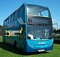 Arriva Medway Towns bus 6456 (GN58 BTE), M&D 100 (2).jpg
