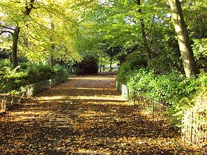 Arrowe Park - Image: Arrowe Park DSC04037