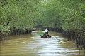 Arroyo dans le delta du Mékong (Vietnam) (6658761805).jpg