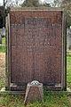 Art Deco gravestone - City of London Cemetery and Crematorium - Frederick Charles Albert and Rebecca Stimpson.jpg