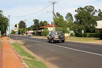 Tambo, Queensland - Arthur Street, Tambo