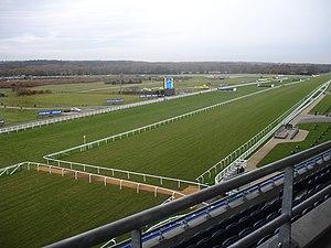 Photograph of Ascot Racecourse, Ascot, Berkshi...