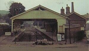Train shed - Ashburton