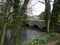 Ashford in the Water - Sheepwash Bridge - geograph.org.uk - 754324.jpg