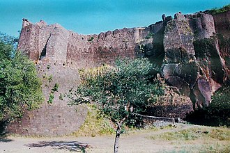 Ahir - Asirgarh Fort, built by King Asa Ahir in Madhya Pradesh