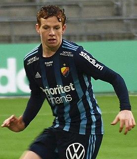 Aslak Fonn Witry Norwegian footballer