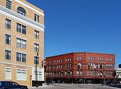 Attleboro MA Downtown