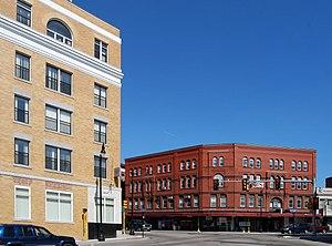 Attleboro, Massachusetts - Downtown Attleboro