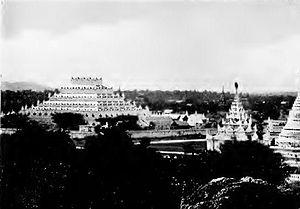 Atumashi Monastery - Atumashi Monastery in 1880s