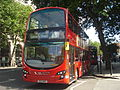 Au Morandarte Flickr London Sovereign Transdev VH2 on Route 13, Aldwych (9562355935).jpg