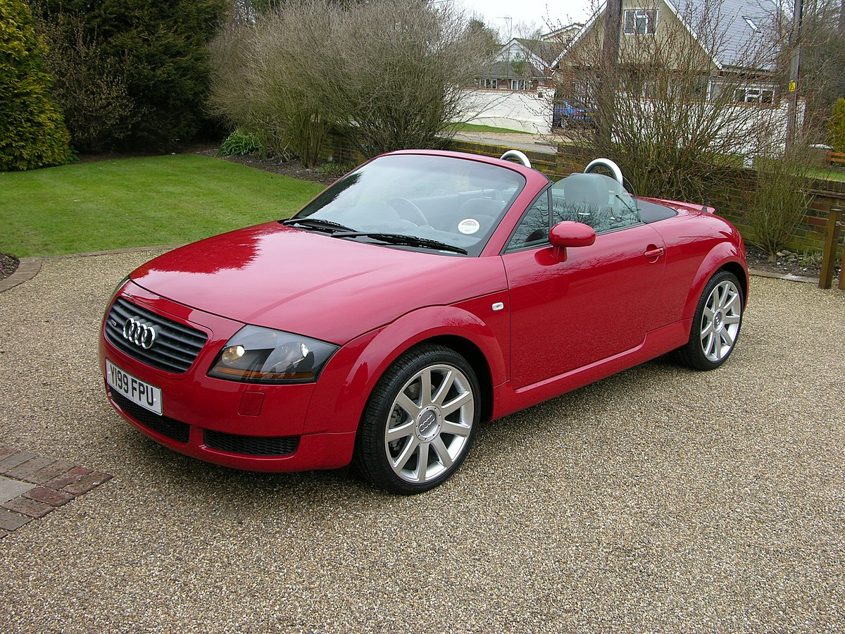 audi tt wikipedie. Black Bedroom Furniture Sets. Home Design Ideas