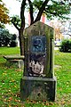 August Heinrich Andreae Alter St.-Nikolai-Friedhof Hannover Grabmal Klagesmarkt-Kreisel Richtung Celler Straße.jpg