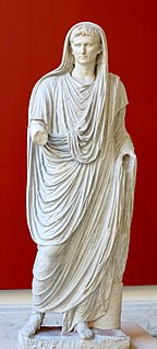 Pontifex maximus The chief high priest of the College of Pontiffs in ancient Rome