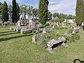 Aulnay-de-Saintonge, cimetière St.Pierre-de-la-Tour.JPG