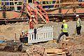 Ausgrabung auf der Baustelle Schloßstraße (61) (27102620860).jpg