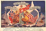 Australia Welcomes the Fleets