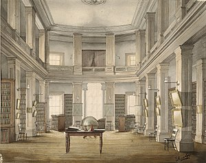 Australian Subscription Library - Australian Library and Literary Institution 1868 by E. Hawley wr a1528558
