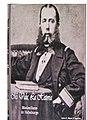 Autor Jaime Adolfo Cruz Reyes, novela histórica Mi Vida la Historia Maximiliano de Habsburgo.jpg