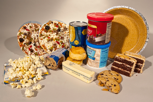 Sources of transfats